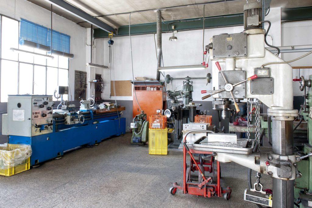 fabricación moldes