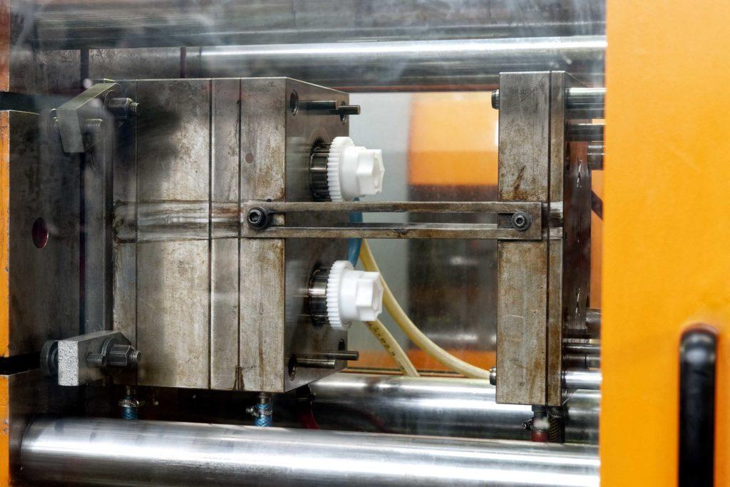 fabricación moldes de inyección