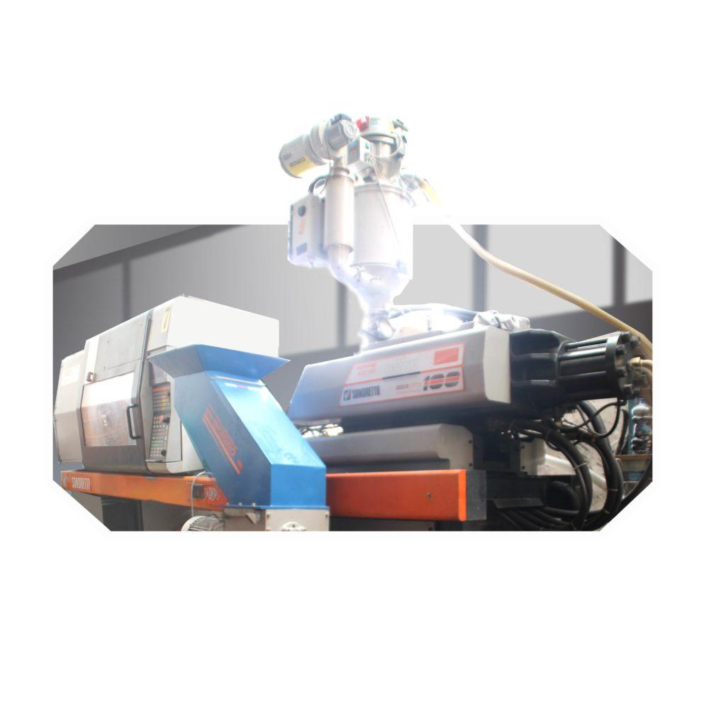 máquina inyección plástico