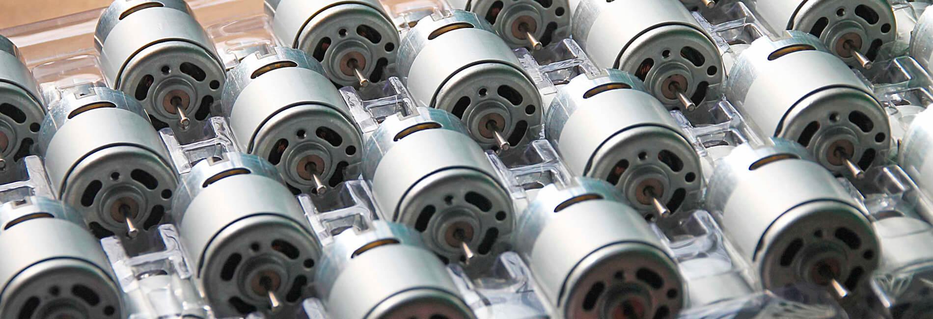 fabricación motoreductores y reductores